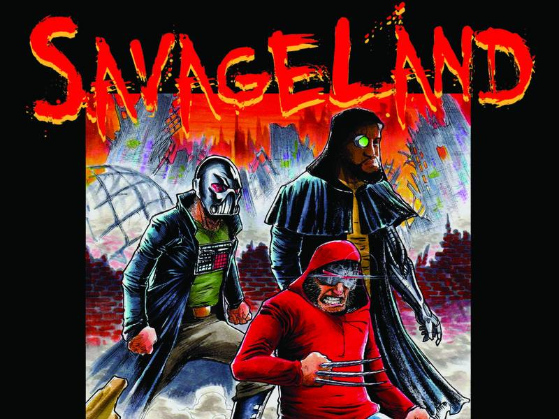 Savageland Recruits Estee Nack For Debut Single 'Dystopia'