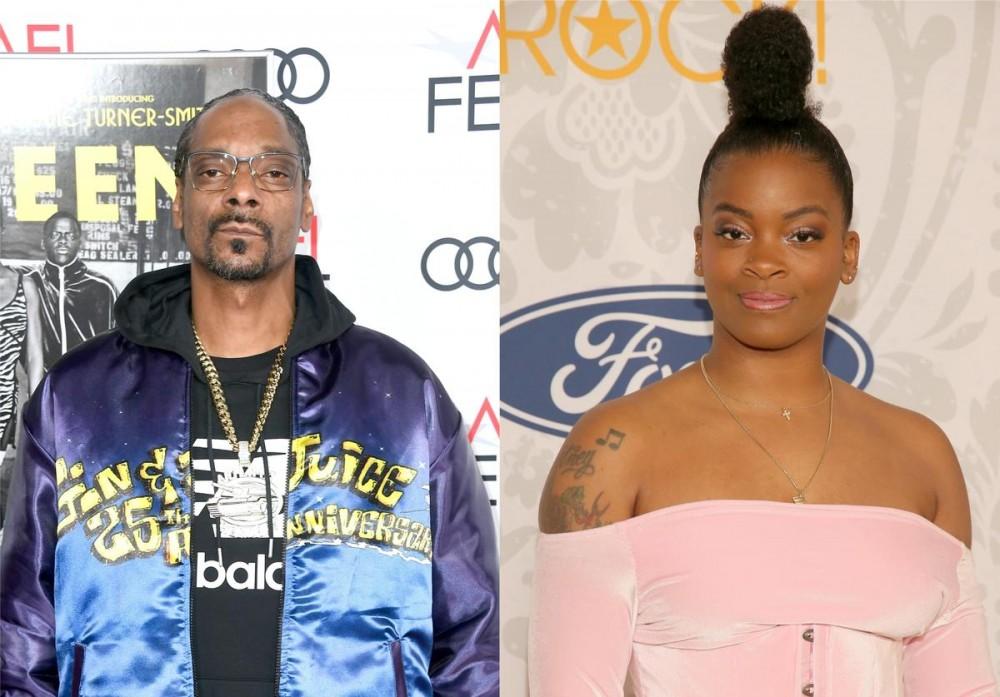 "Snoop Dogg Tells Ari Lennox: ""Grown Your Own Hair"""