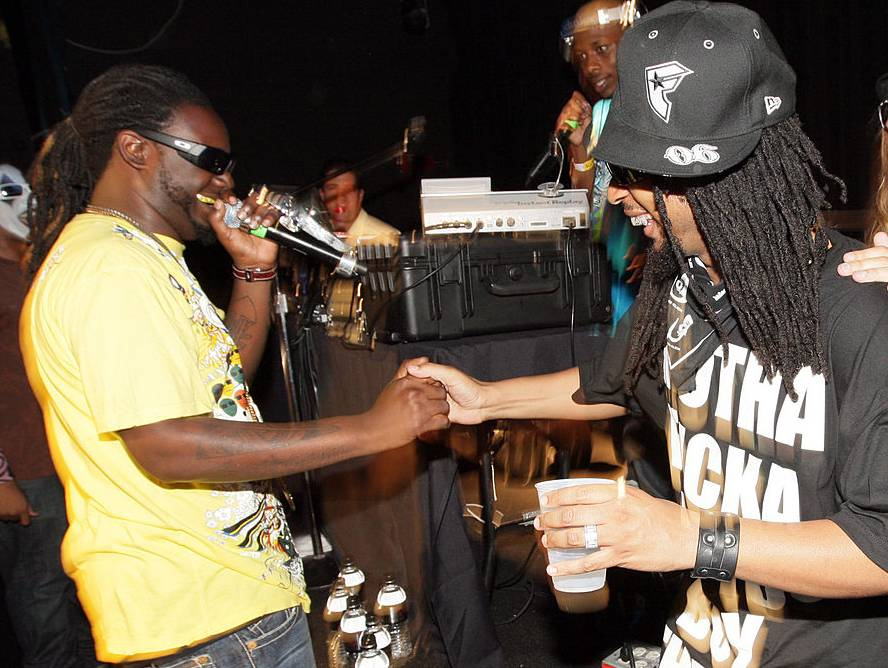 T-Pain Set To Face Off Against Lil Jon During Instagram Beat Battle