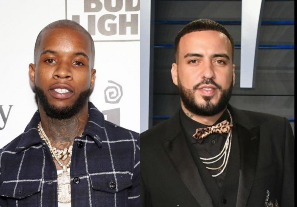 Tory Lanez Crowns French Montana The Winner Of Their IG Music Battle