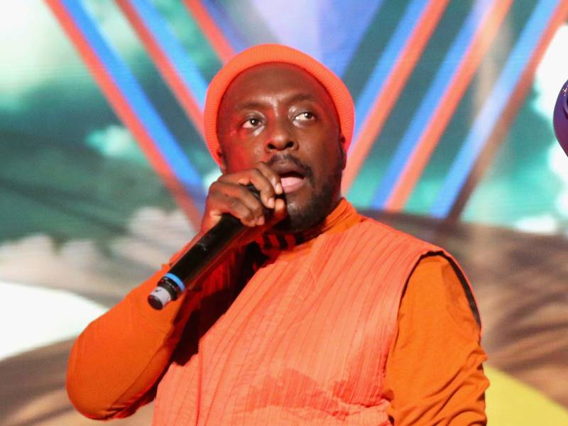 will.i.am's 2001 'I Am' Video Gets High Definition Makeover