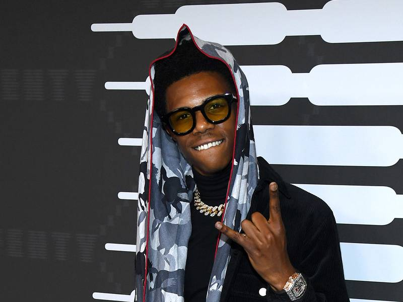 A Boogie Wit Da Hoodie Says Lil Tjay Is Lying About Stolen Highbridge Chain