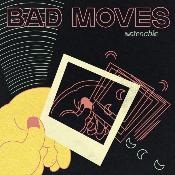 "Bad Moves – ""End Of Time"""
