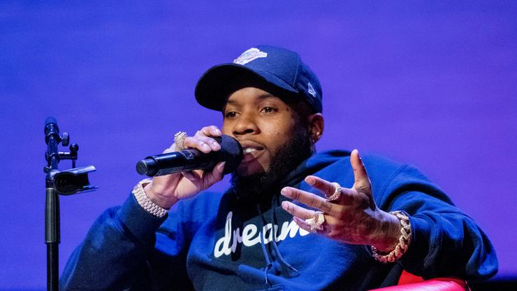 Tory Lanez Named In Report Of Fight Between Celina Powell & Joe Budden's Ex