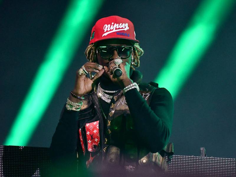 Young Thug & Chris Brown Drop 'Slime & B' Mixtape Co-Starring Future, Gunna & More