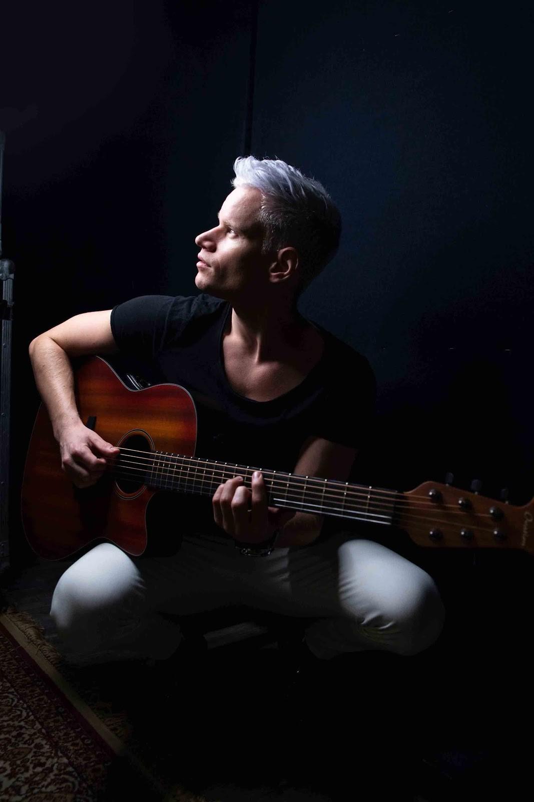 Vigorous Drop From Swedish Artist Alex Alexander – EP Titled 'Helpless'