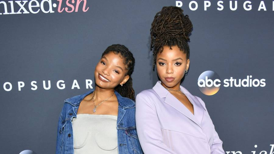 Twitter Isn't Sure If Chloe x Halle Are Dissing Diggy Simmons — But They're Rolling With It Anyway