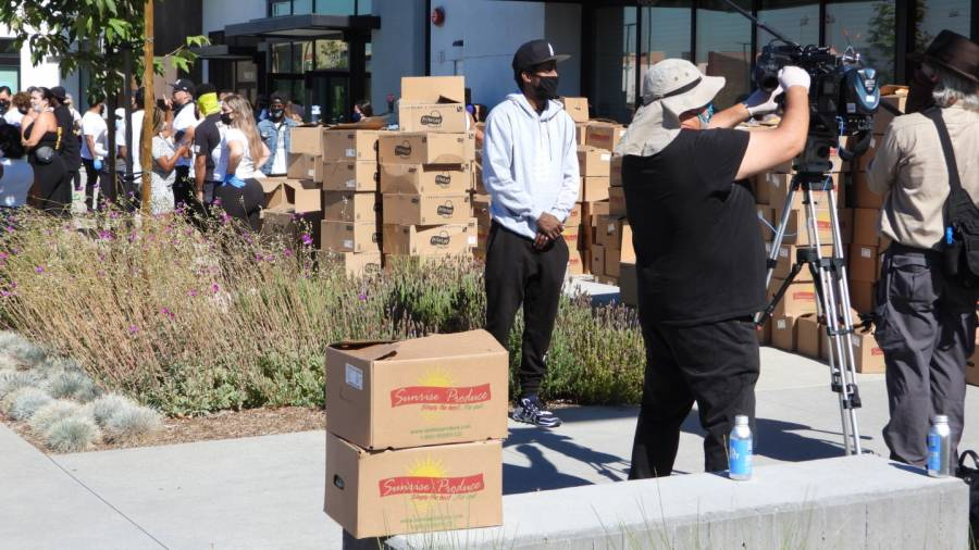 TDE & Wattstix's Food Box Giveaway Puts Thousands On The Path To Healthy Eating