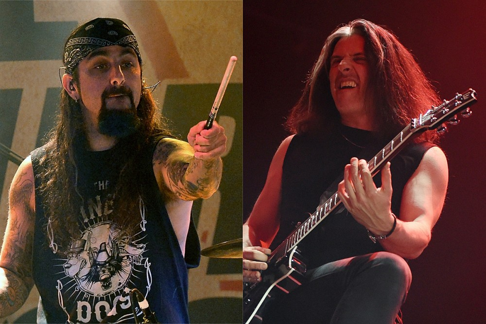 Mike Portnoy + Alex Skolnick Blast Shoppers Who Refuse to Wear Masks