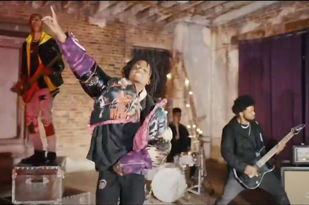Unlocking the Truth Split, But Members Join Malxolm Brixkhouse for Solo Video