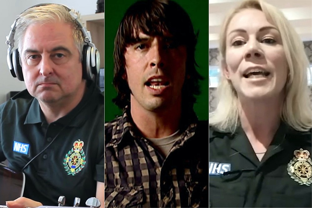 Watch a Team of Paramedics Cover Foo Fighters' 'Times Like These' for Charity