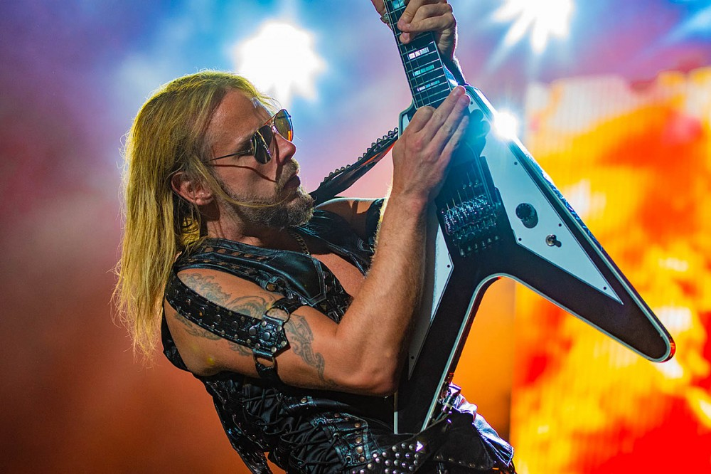 Someone Tried to Copyright Richie Faulkner's Riff From 'Riff Challenge'
