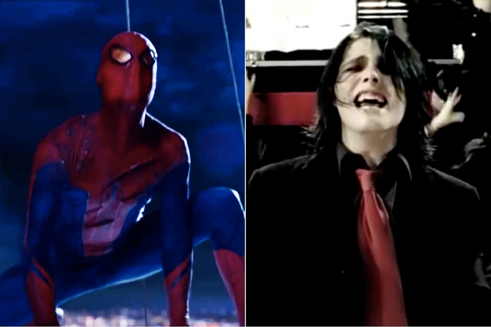 There's a My Chemical Romance Reference in 'The Amazing Spider-Man'