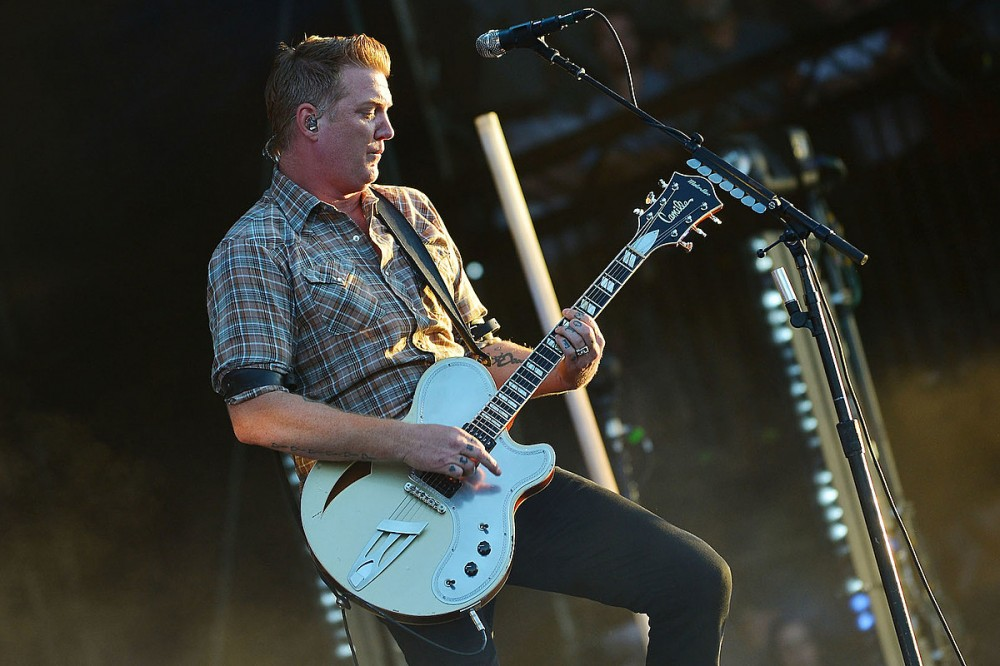 Queens of the Stone Age's Josh Homme Isn't Ruling Out a Reunion With Kyuss