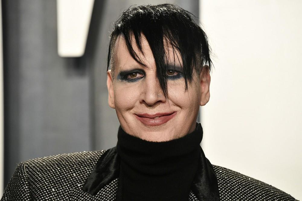 Marilyn Manson Is Teasing Something, Says to 'Prepare'