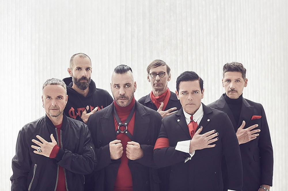 Rammstein Announce 2021 North American Tour Dates
