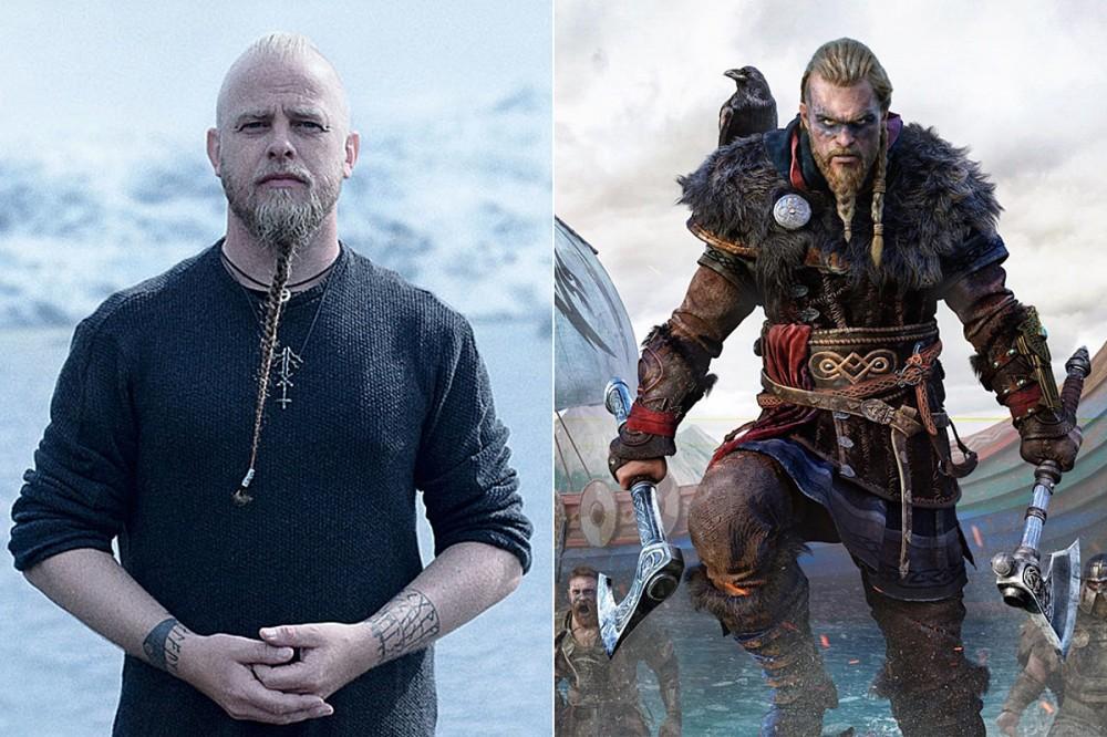 Wardruna Vocalist Composes 'Assassin's Creed Valhalla' Song 'Hrafnsmál – The Words of the Raven'