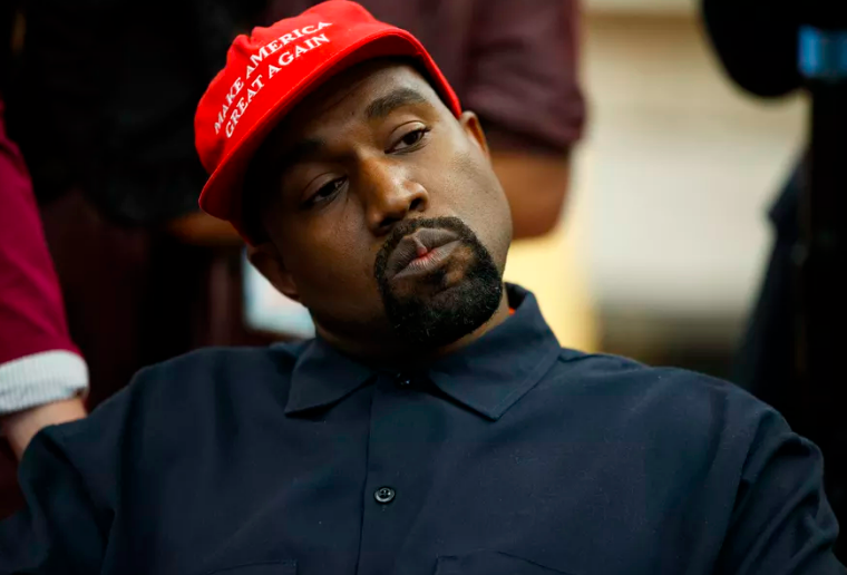 Kanye West Files New Documents to Confirm 2020 Run for President