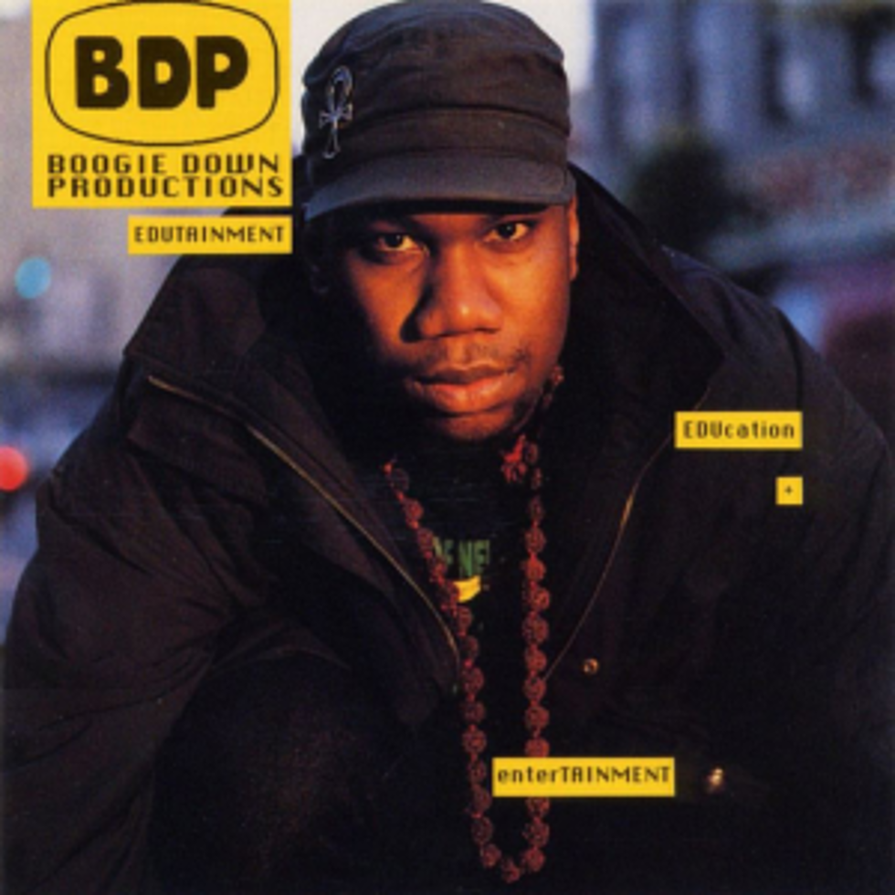 Today In Hip Hop History: BDP's 'Edutainment' LP Turns 30 Years Old!