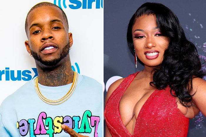 "Megan Thee Stallion Was ""Trying To Leave"" When Tory Lanez Allegedly Shot Her"
