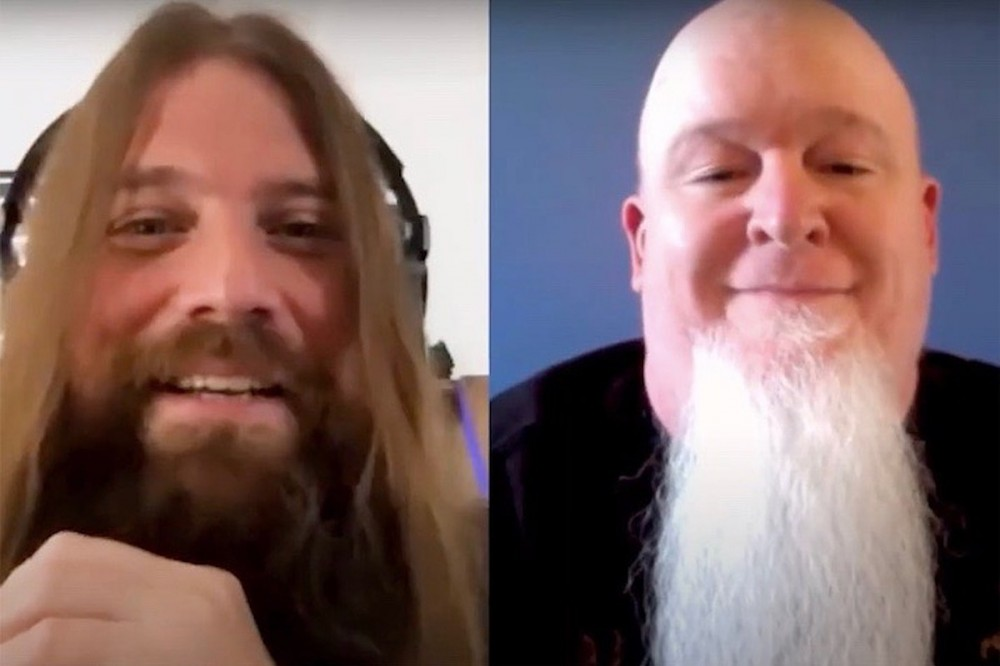 Mark Morton's Guitar Tech Hadn't Been on a Plane Before He Was Hired