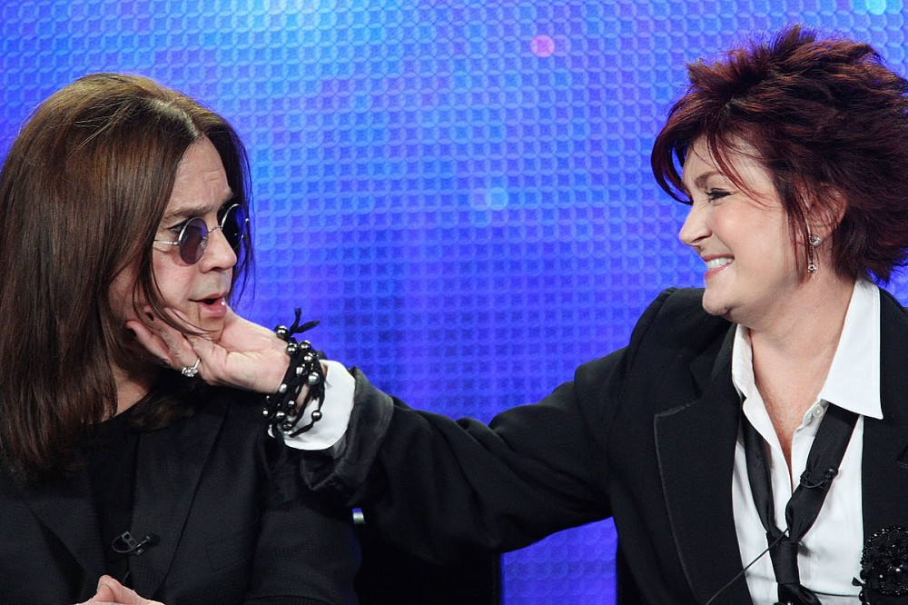 Sharon Osbourne: Ozzy 'Doing Really Good' + Working on New Album
