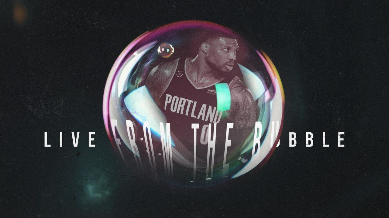 Damian Lillard Drops 'Live From the Bubble' Hours After Eliminating the Grizzlies