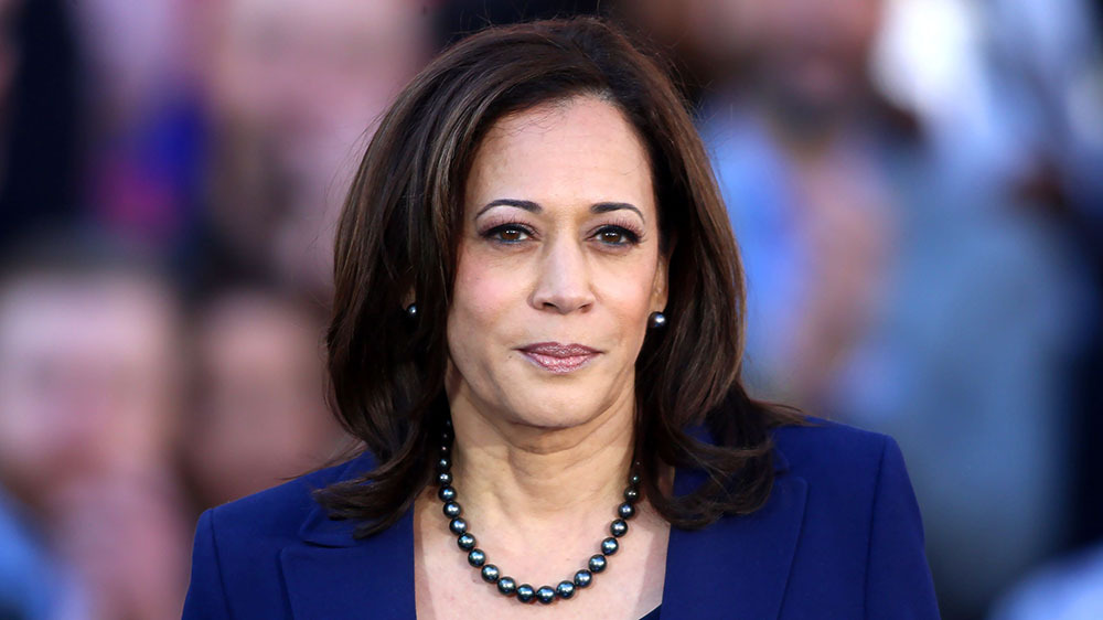 Kamala Harris to Discouraged Voters: 'There is So Much on the Line in This Election'
