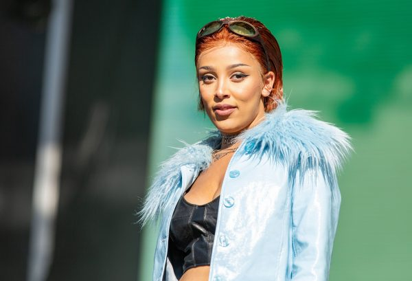 Doja Cat Responds to Nas' 'Ultra Black' Diss
