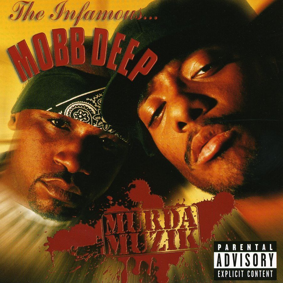 Today in Hip Hop History: Mobb Deep Drops Their 'Murda Muzik' LP 21 Years Ago