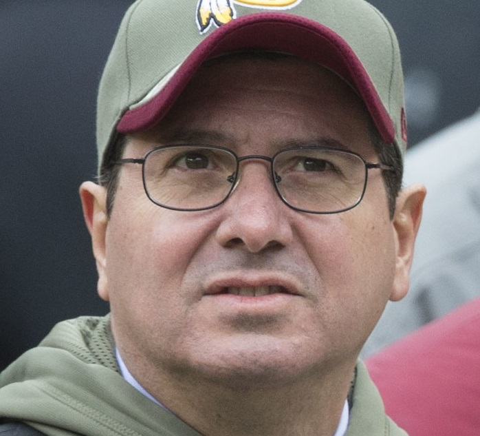 SOURCE SPORTS: Minority Owners Push For Dan Snyder to Sell Washington Football Team
