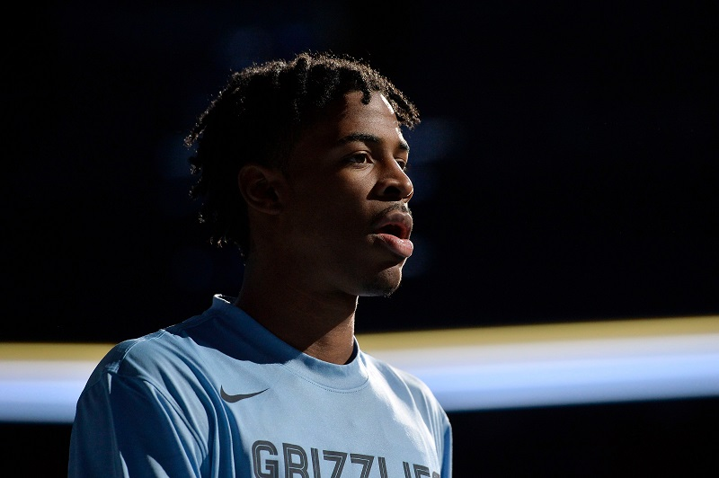 SOURCE SPORTS: Grizzlies Rookie Ja Morant Becomes Brand Athlete Partner of BODYARMOR