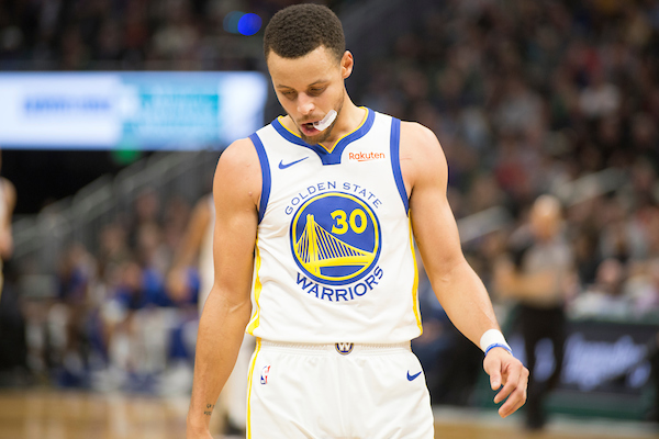 SOURCE SPORTS: Steph Curry Thinks Kenny Smith is 'Trippin' With Damian Lillard is a Deeper Shooter Comment
