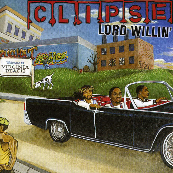 Today in Hip-Hop History: The Clipse Release Their Debut LP 'Lord Willin' 18 Years Ago