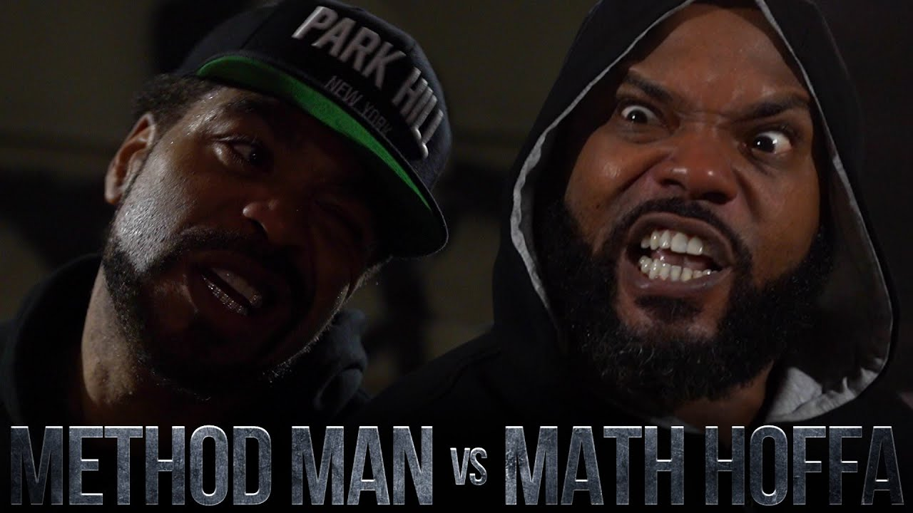 [WATCH] Method Man Vs. Math Hoffa Battle Out Now