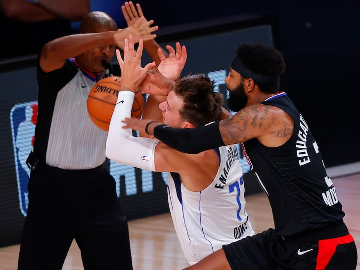 SOURCE SPORTS: Marcus Morris Fined $35,000 for Flagrant Foul on Luka Doncic