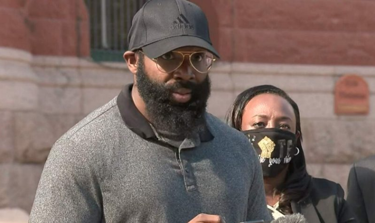 [WATCH] Black Jogger in Texas Says His Civil Rights Were Violated After False Arrest