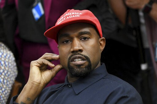 Kanye West is Removed From Virginia's Presidential Ballot