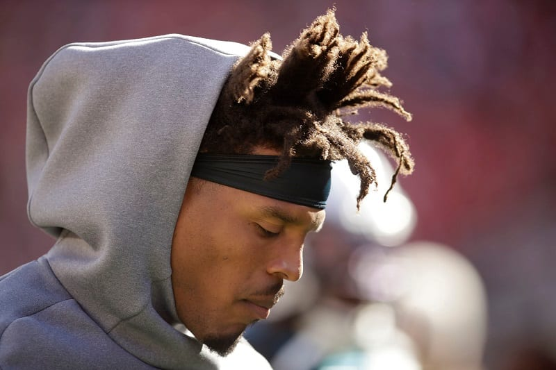 SOURCE SPORTS: Patriots Officially Name Cam Newton Their Starting Quarterback