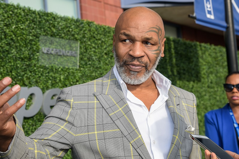 Mike Tyson Reveals to Joe Rogan The Motivations That Led Him Back to the Ring