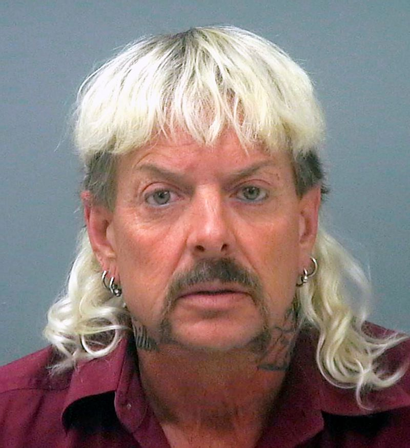 Joe Exotic Asks President Trump for Pardon, Says He Was Sexually Assaulted