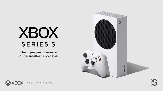 Microsoft Officially Reveals Xbox Series S