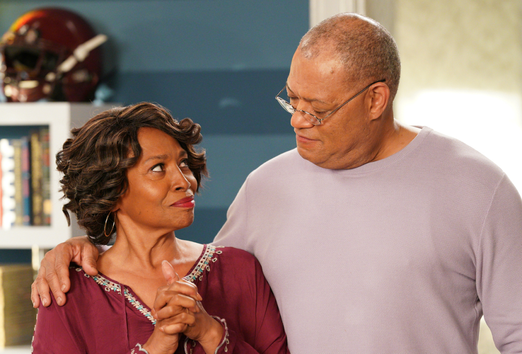Jenifer Lewis, Laurence Fishburne to Star in 'Black-ish' Spinoff, 'Old-ish'