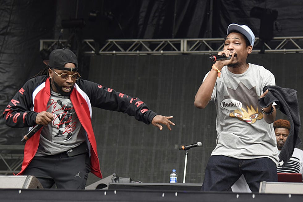 The Ying Yang Twins 'SAY I YI YI' Release Led to Phone Call from JAY-Z