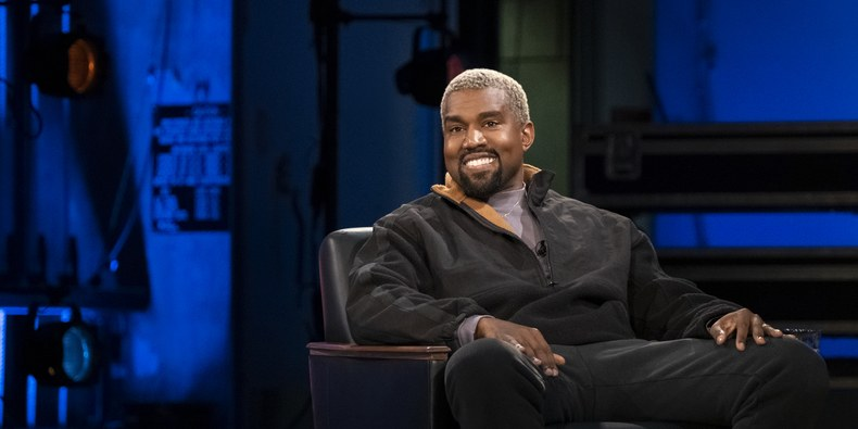 Kanye West Calls Forbes 'His Favorite White Supremacists'