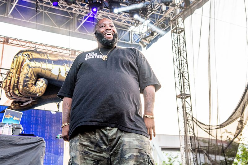 Killer Mike Met With Backlash For Meeting With Georgia Governor Brian Kemp