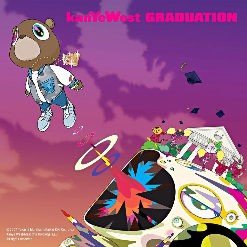 Today in Hip-Hop History: Kanye West Dropped His Third LP 'Graduation' 13 Years Ago