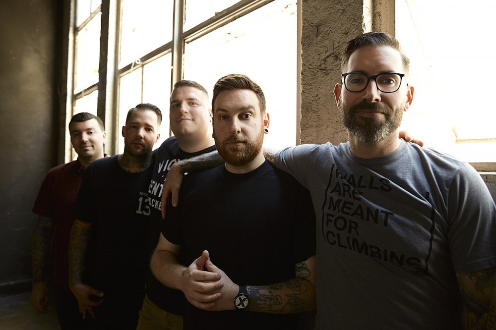The Ghost Inside's Andrew Tkaczyk a 'Better Man' After Band's Bus Crash