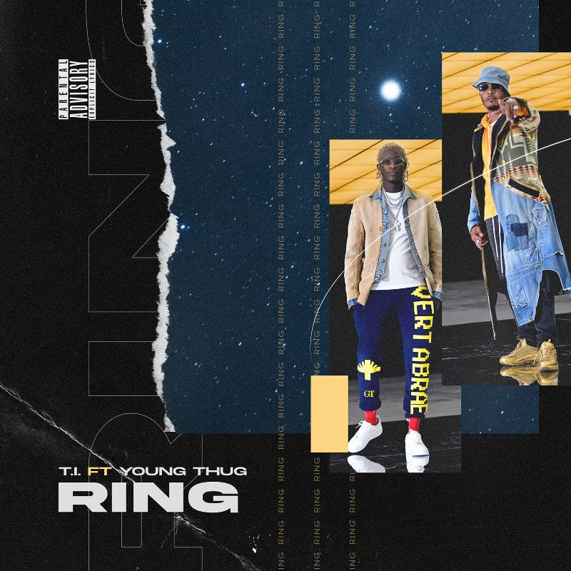 """T.I. Connects With Young Thug On """"Ring"""""""