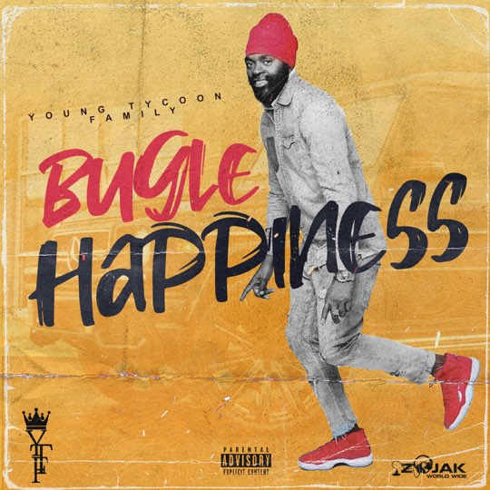 "Bugle Brings Good Energy In ""Happiness"""